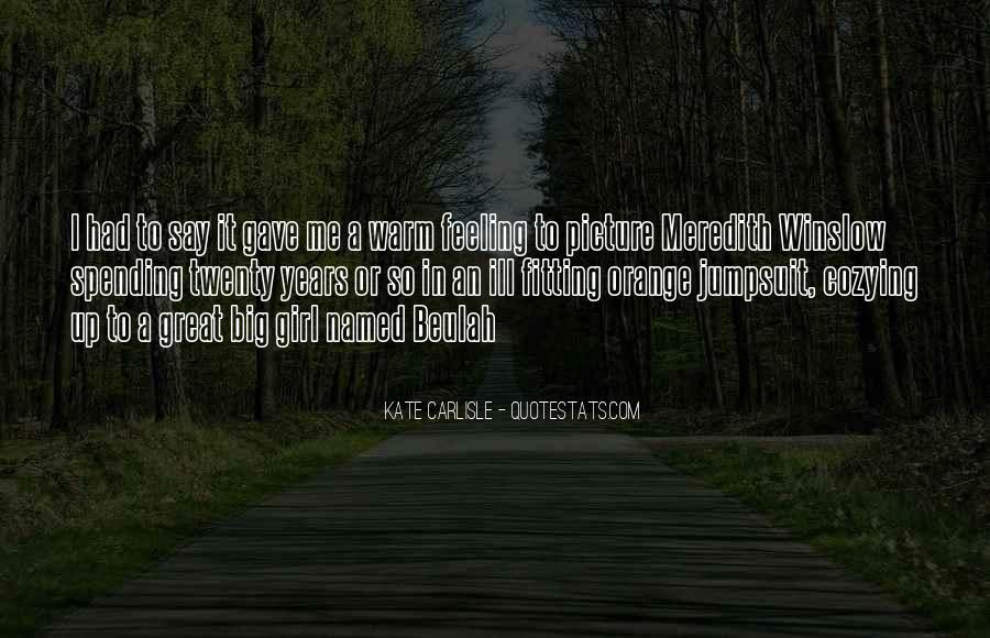 Beulah Quotes #1219599
