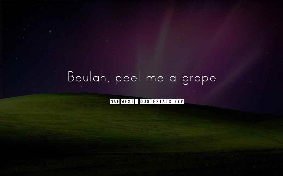 Beulah Quotes #1380825