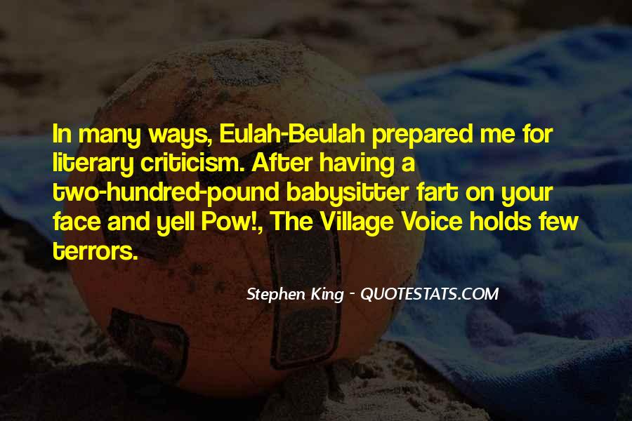 Beulah Quotes #1614194