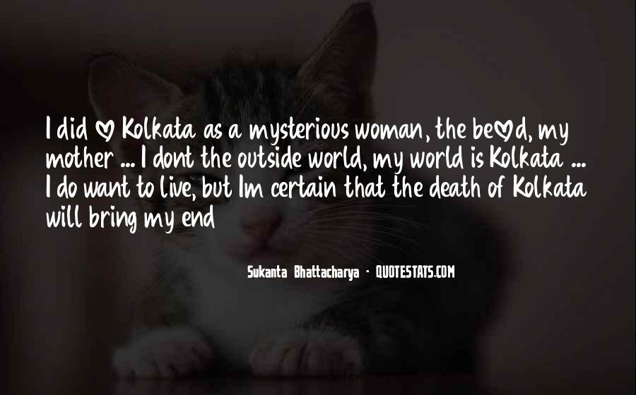 Bhattacharya Quotes #1861072