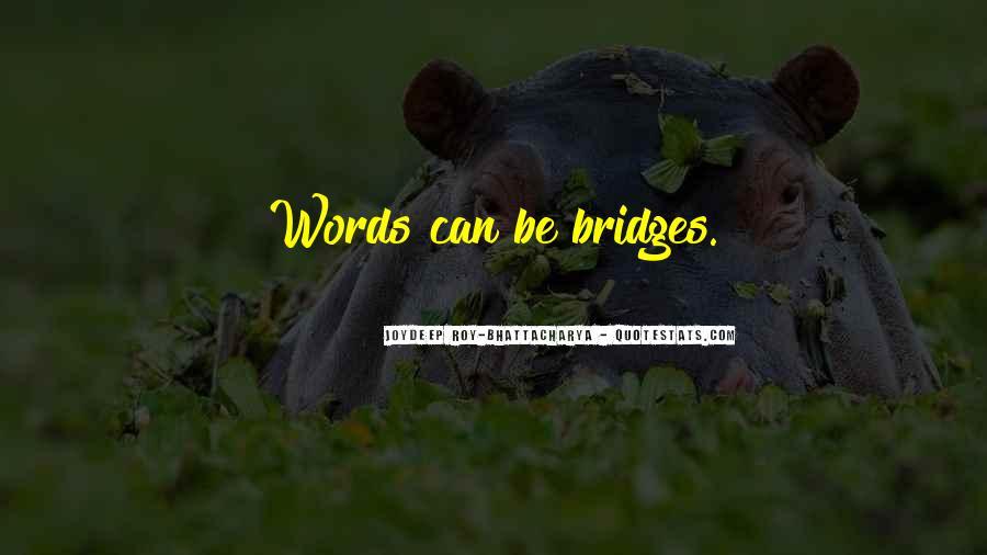 Bhattacharya Quotes #640577