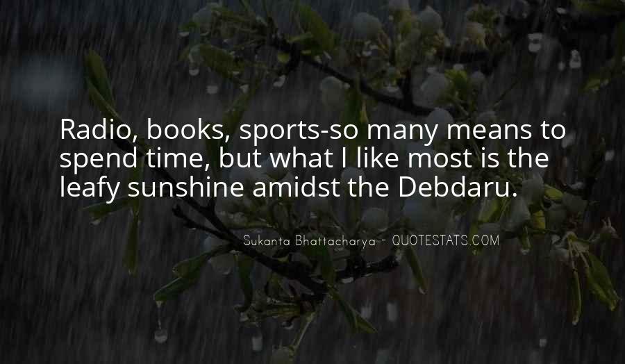 Bhattacharya Quotes #882958