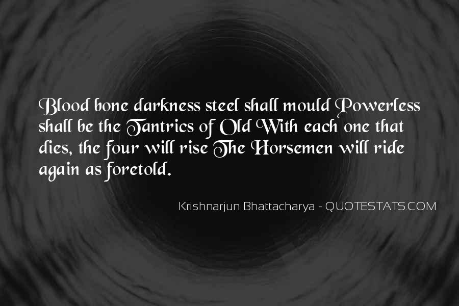 Bhattacharya Quotes #977246