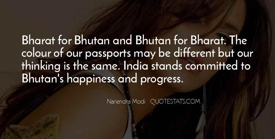 Bhutan's Quotes #1020911