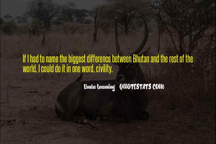 Bhutan's Quotes #128262