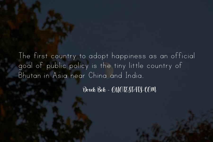 Bhutan's Quotes #146911