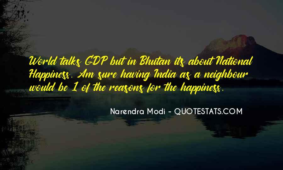 Bhutan's Quotes #1637298