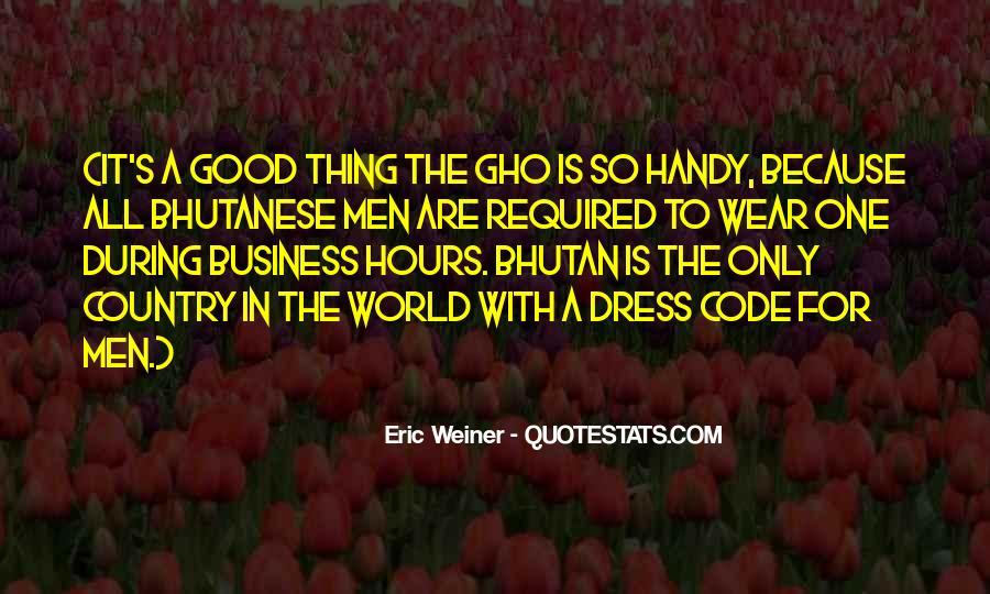 Bhutan's Quotes #197998