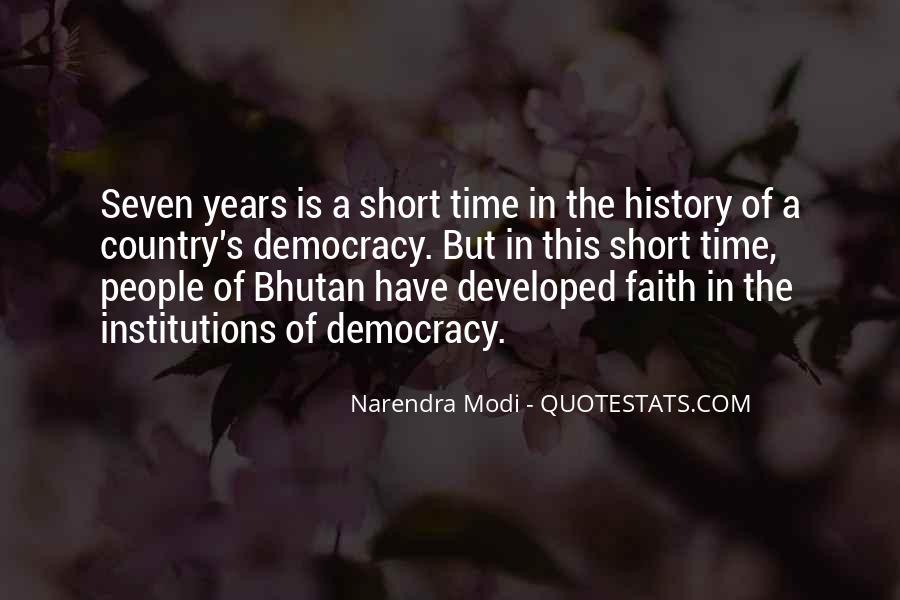Bhutan's Quotes #232025