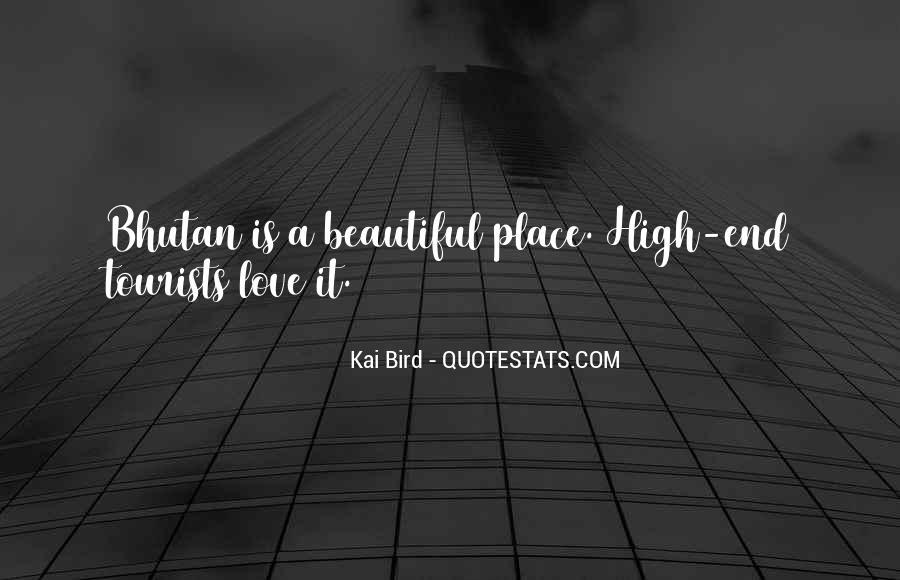 Bhutan's Quotes #63103