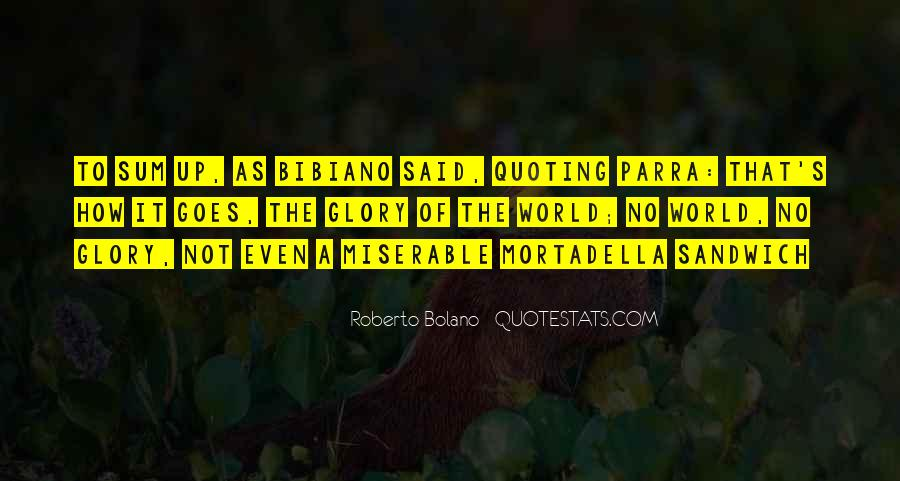 Bibiano Quotes #343271
