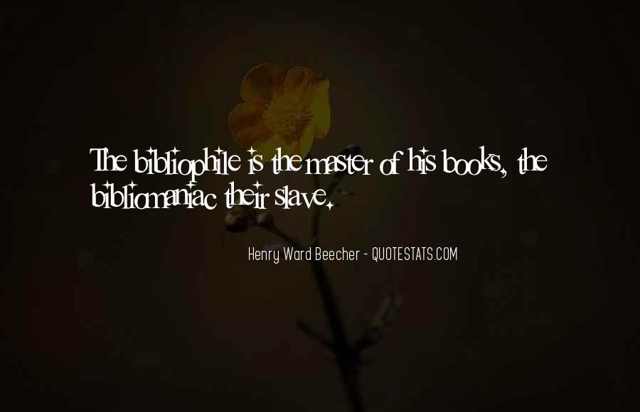 Bibliomaniac Quotes #814162