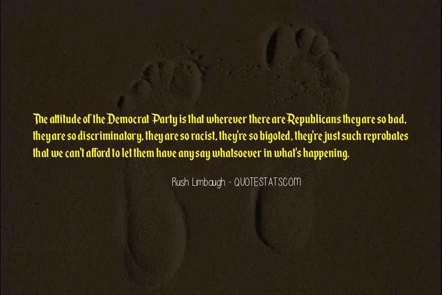 Bigoted Quotes #1136321