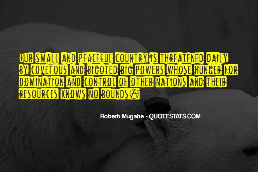 Bigoted Quotes #156561