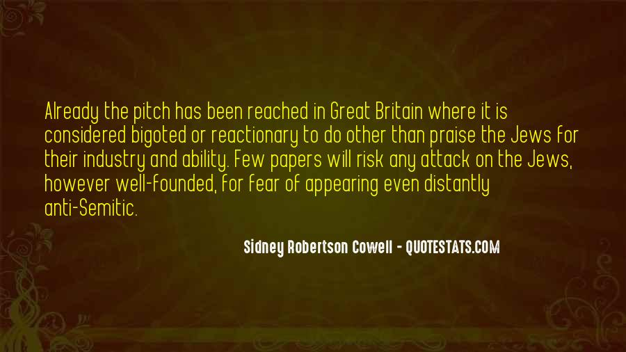 Bigoted Quotes #1574883
