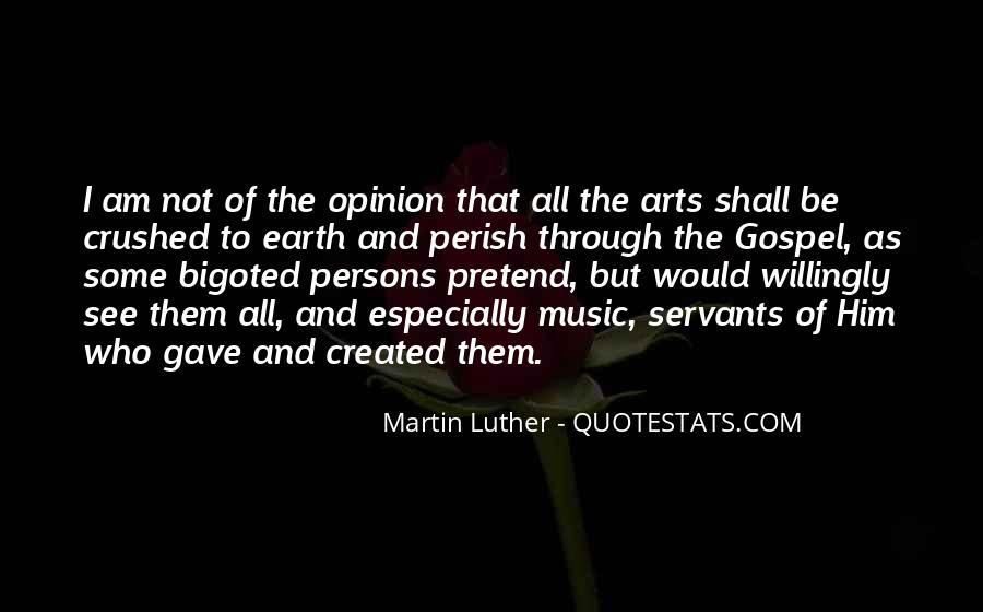 Bigoted Quotes #660074