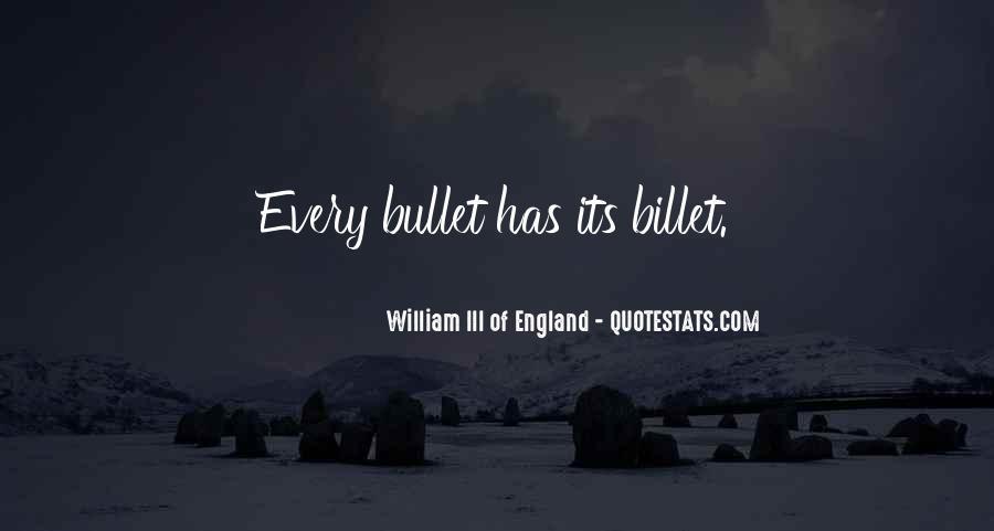 Billet Quotes #467913