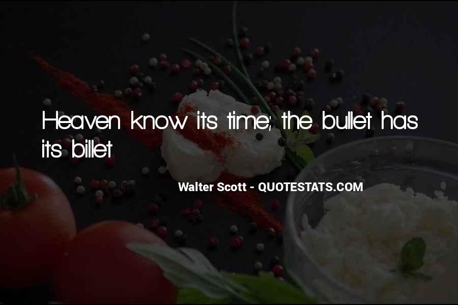 Billet Quotes #9275