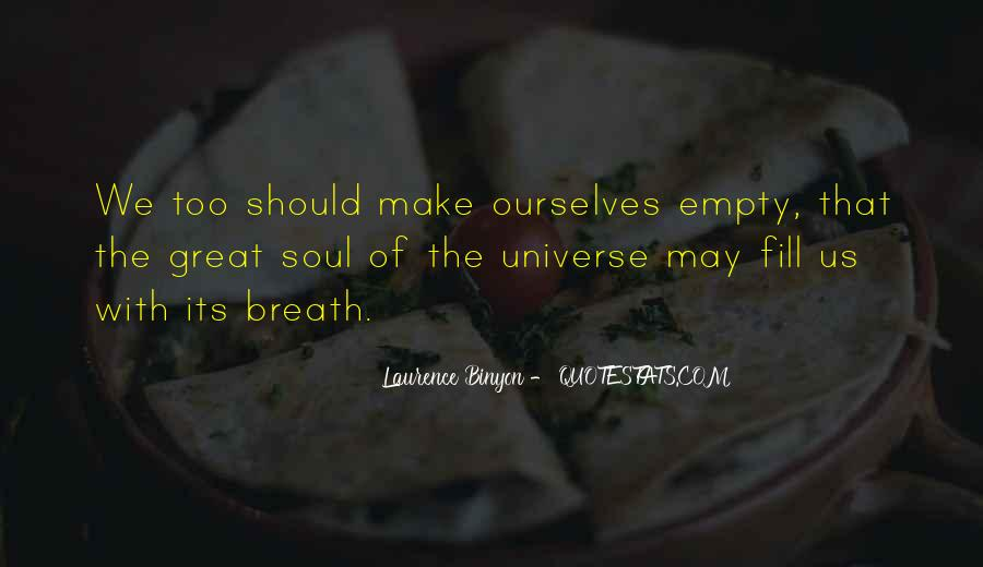 Binyon Quotes #1336699