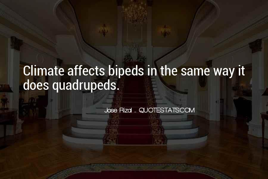 Bipeds Quotes #1866280