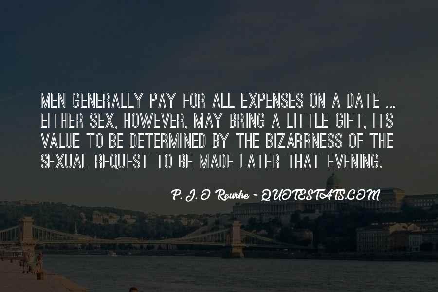 Bizarrness Quotes #1190906
