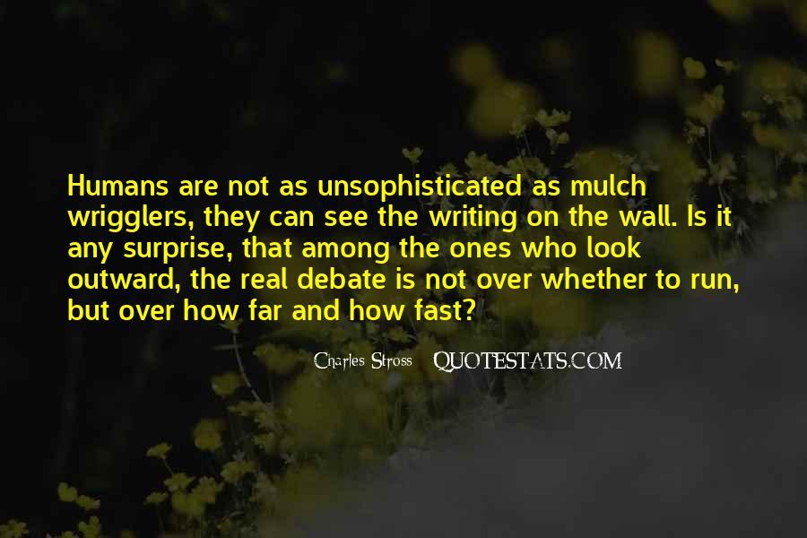 Bizarrness Quotes #62549