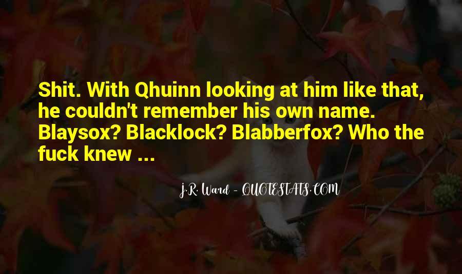 Blabberfox Quotes #756401