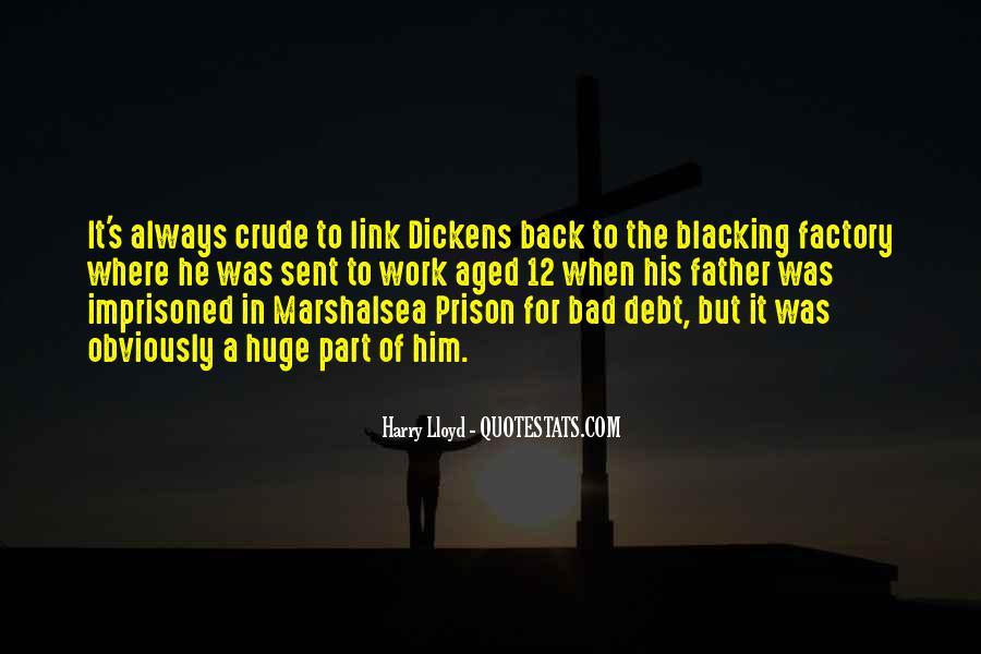Blacking Quotes #794229