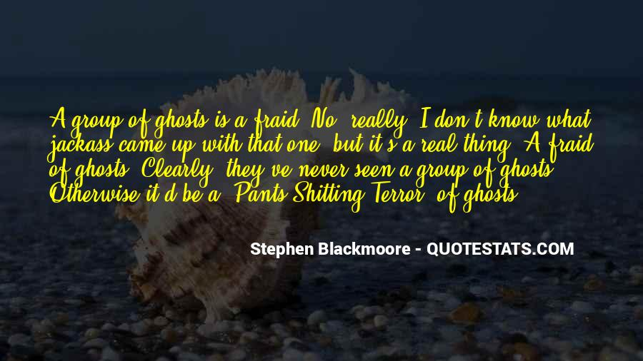 Blackmoore Quotes #1597704