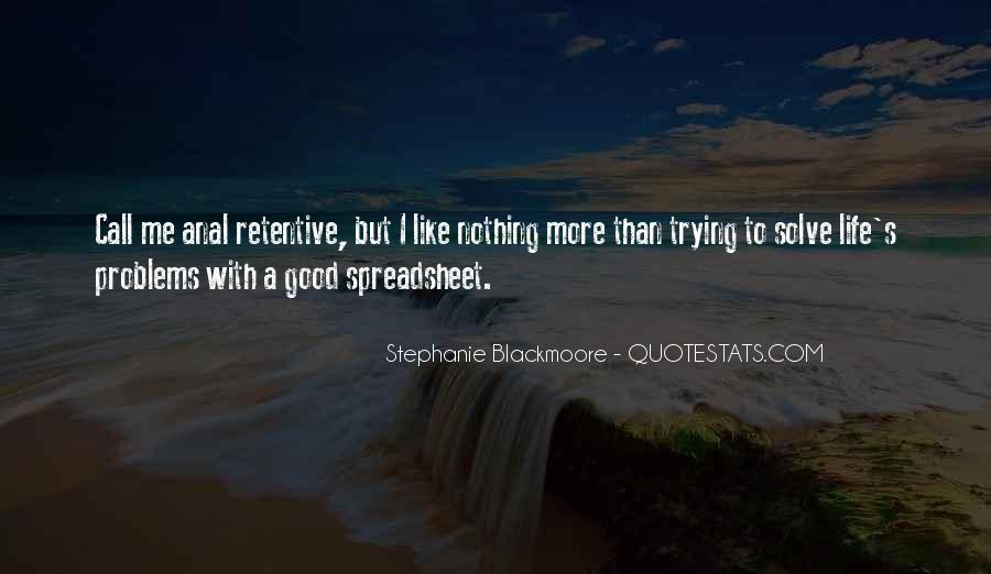 Blackmoore Quotes #436241