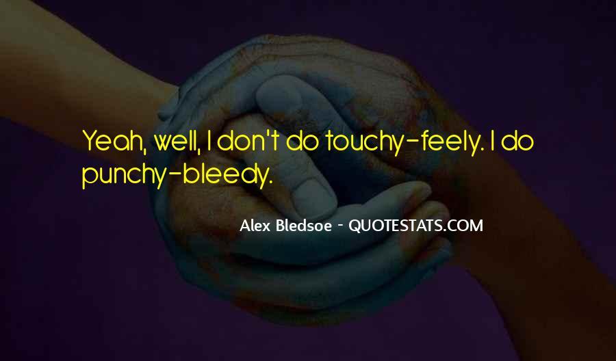 Bleedy Quotes #1399660