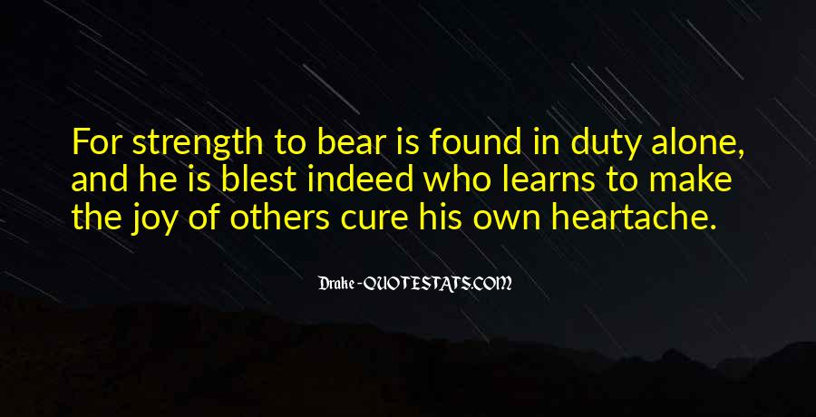 Blest Quotes #125678