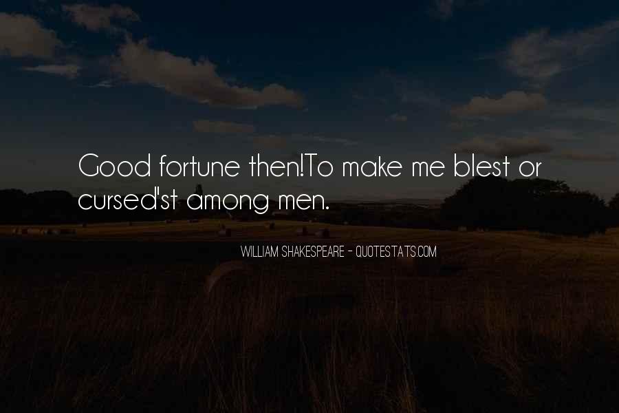 Blest Quotes #1294533