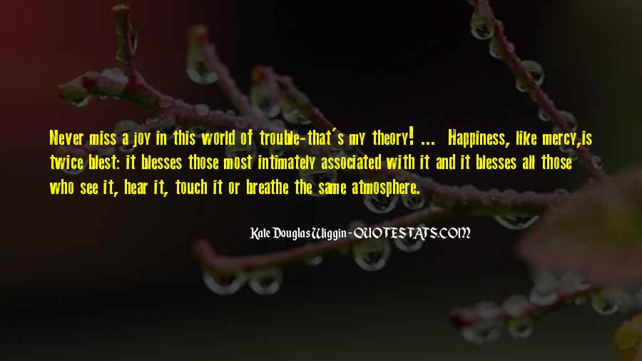 Blest Quotes #1425248