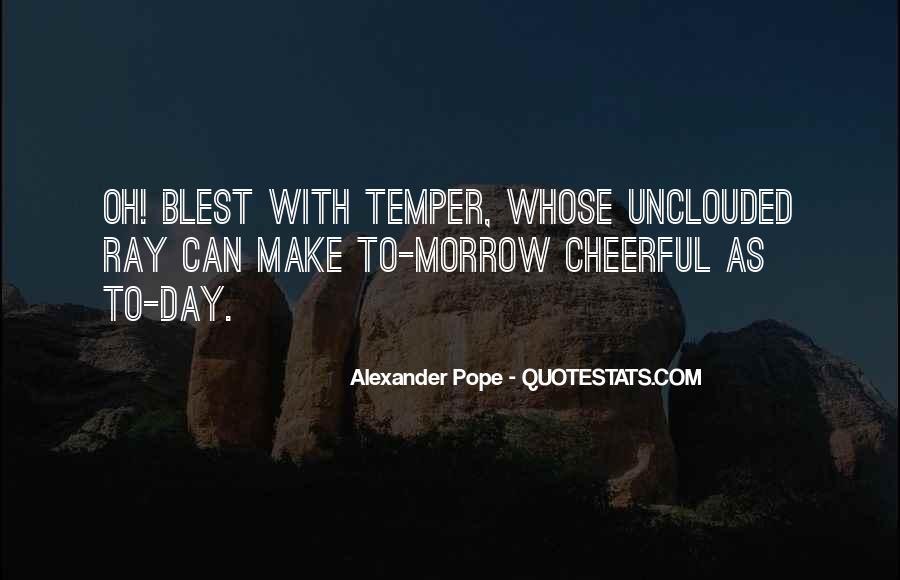 Blest Quotes #426659