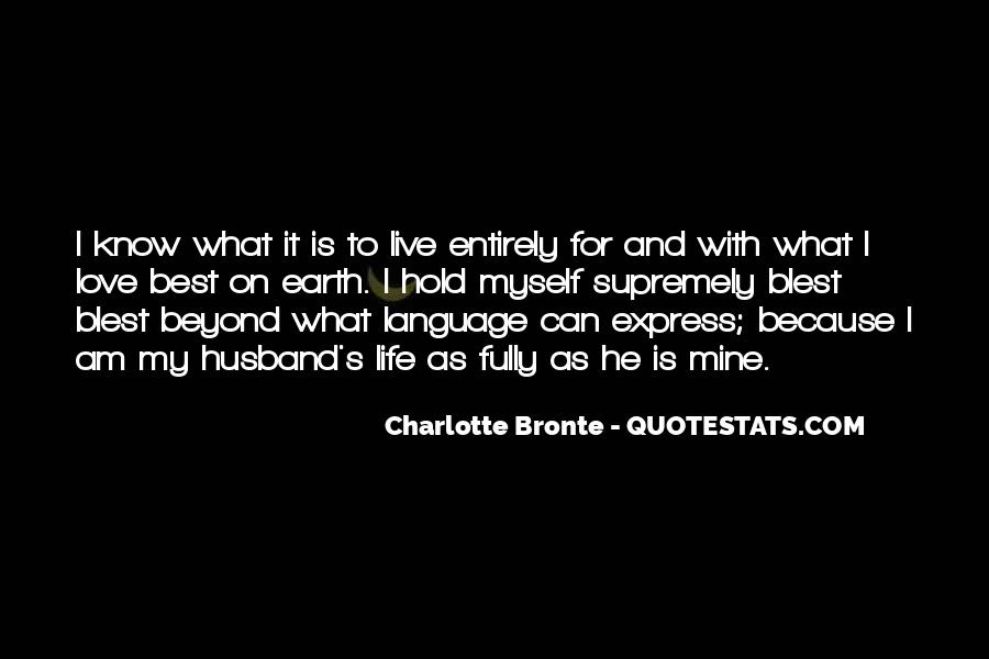 Blest Quotes #565835