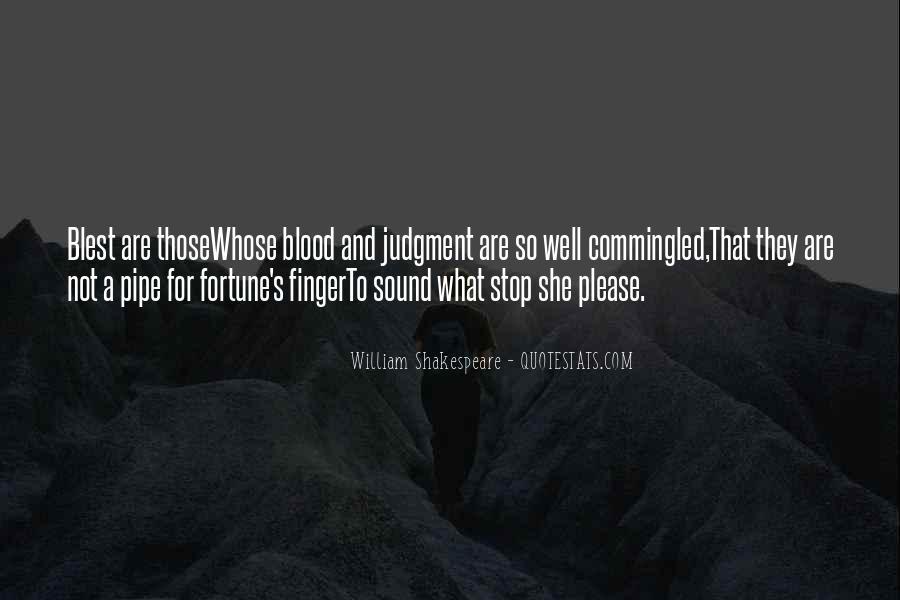 Blest Quotes #675887