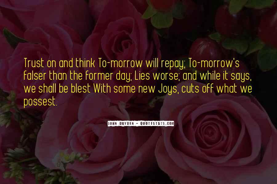 Blest Quotes #842138