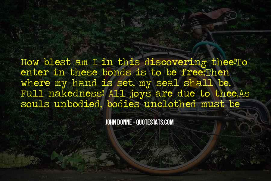 Blest Quotes #860218