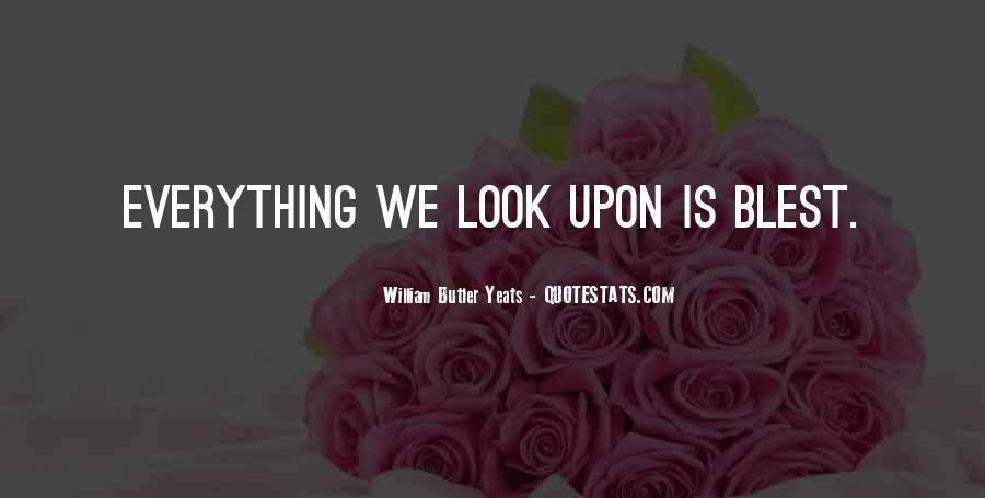 Blest Quotes #936541