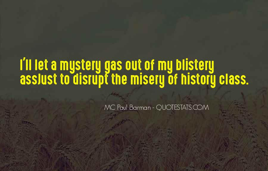 Blistery Quotes #117642