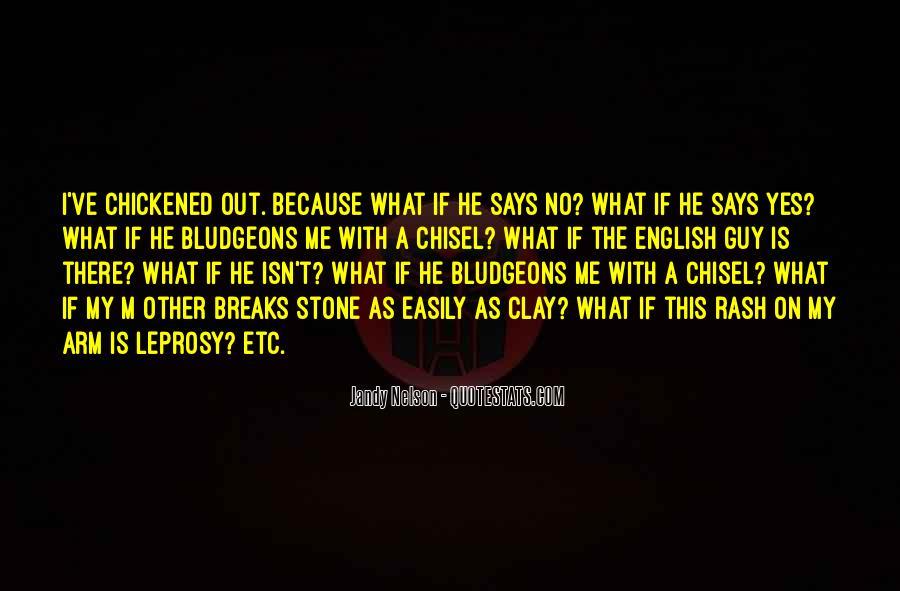 Bludgeons Quotes #397480
