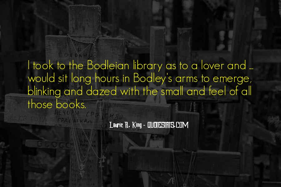 Bodley's Quotes #1032431