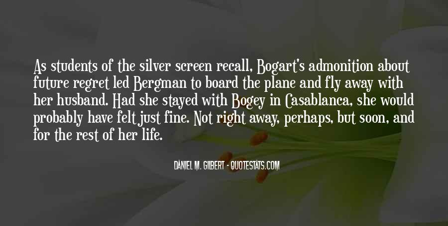 Bogey's Quotes #179101