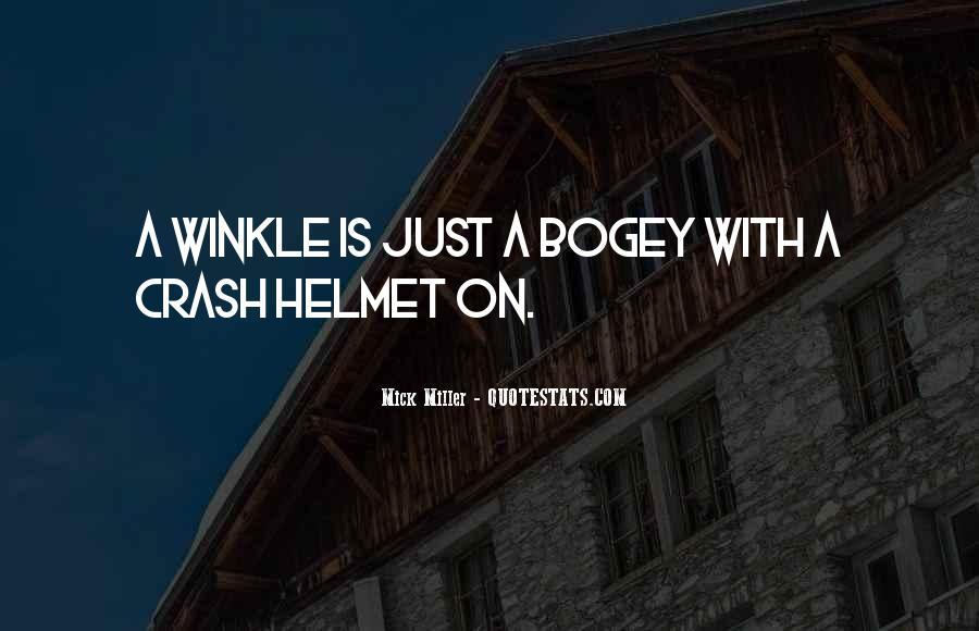 Bogey's Quotes #353787