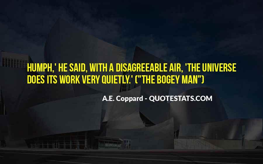 Bogey's Quotes #412854
