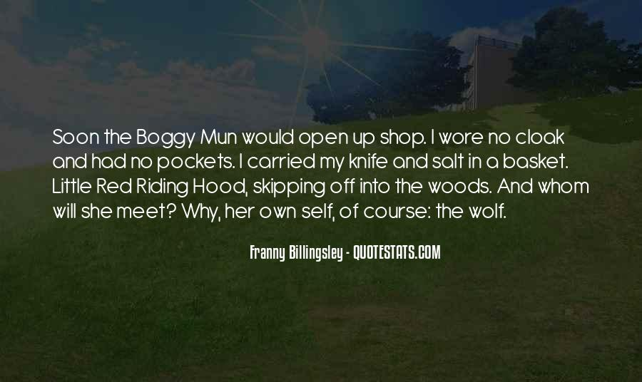 Boggy Quotes #874047
