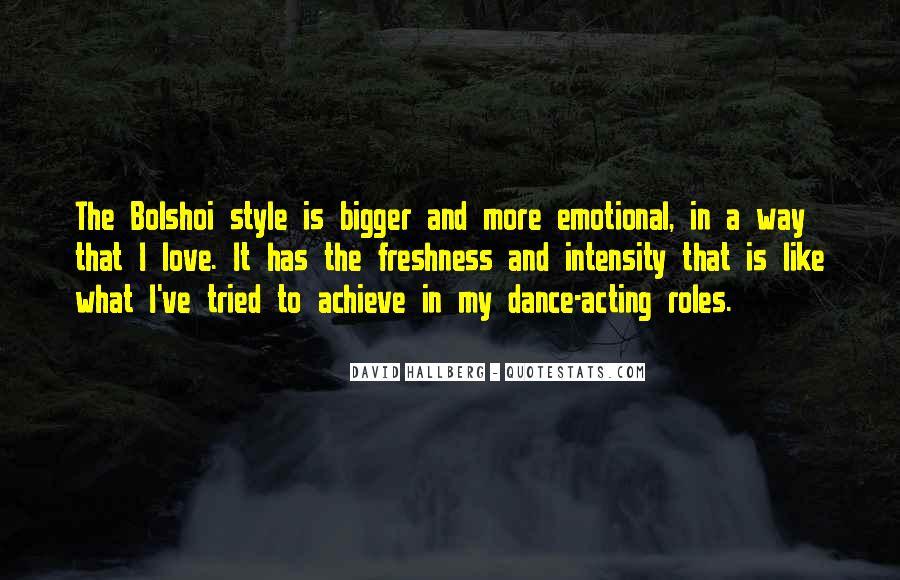 Bolshoi Quotes #1738572