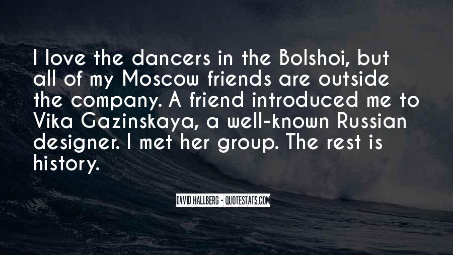 Bolshoi Quotes #779999