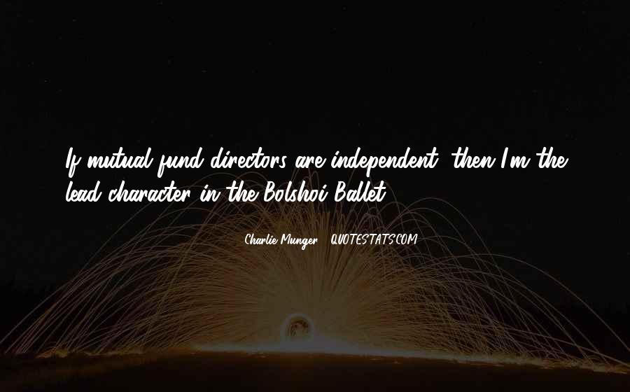 Bolshoi Quotes #811213